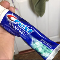 Crest 3D White Mild Mint Toothpaste uploaded by Sian S.