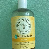 Burt's Bees Baby Bubble Bath uploaded by Danielle W.