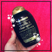 OGX Decadent Hydration + Vanilla & Chai Spice Shampoo uploaded by Samantha M.