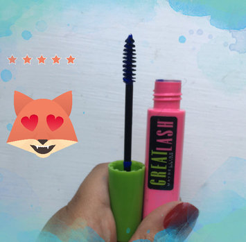 Maybelline Great Lash® Royal Blue Washable Mascara uploaded by Lais S.