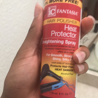 Fantasia IC Hair Polisher Heat Protector Straightening Spray uploaded by Queen Dana T.