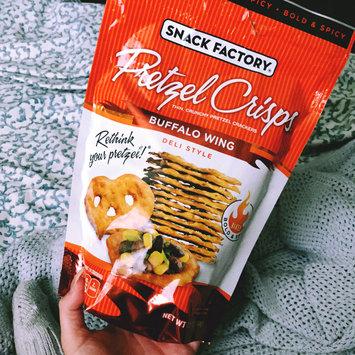 Photo of Pretzel Crisps® Deli Style Buffalo Wing Pretzel Crackers uploaded by Briana E.