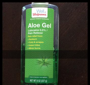 Photo of Walgreens Aloe Gel - 8 oz. uploaded by Maria N.