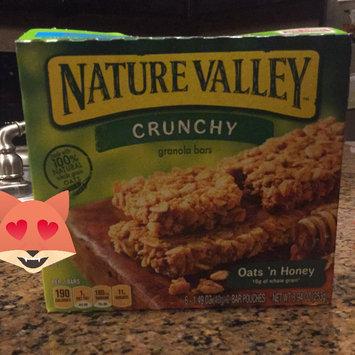Photo of Nature Valley™ Oats 'n Honey Crunchy Granola Bars uploaded by Kia W.