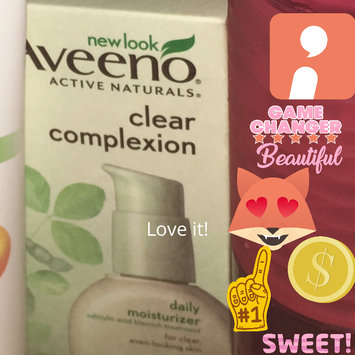 Photo of Aveeno® Clear Complexion Daily Moisturizer uploaded by Joi H.