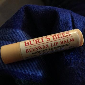 Burt's Bees® Beeswax Lip Balm uploaded by Anissa K.