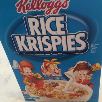 Kellogg's Rice Krispies Cereal uploaded by lucy g.