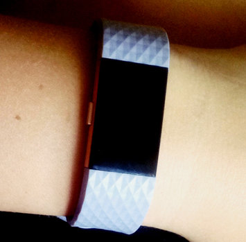 Fitbit Charge 2 Special Edition - Lavender/Rose Gold (Small) uploaded by Rachael R.