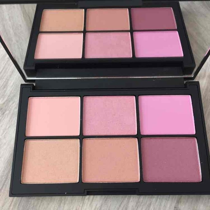 NARS NARSISSIST UNFILTERED CHEEK PALETTE Unflitered II uploaded by Anita A.