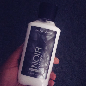 Photo of Signature Collection Bath Body Works Noir 8.0 oz Body Lotion uploaded by Andjoua R.
