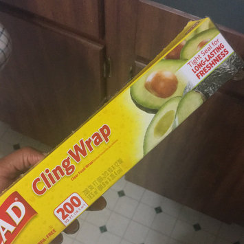 Photo of Glad ClingWrap Clear Plastic Wrap uploaded by Andjoua R.