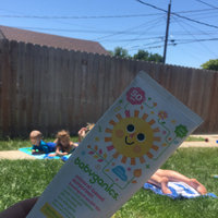BabyGanics Cover Up Baby Sunscreen for Face & Body SPF 50+ uploaded by Sara K.