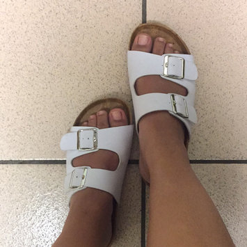 Photo of Birkenstock Unisex Arizona Soft Footbed Sandal [] uploaded by Char A.