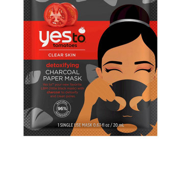 Yes to Tomatoes Paper Mask, Single Pack, Charcoal, 1 ea uploaded by Franceska L.