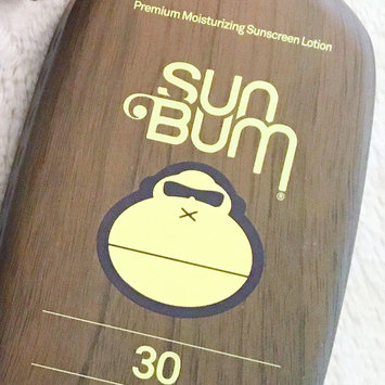 Photo of Sun Bum SPF 30 Original Sunscreen Lotion uploaded by Meghan H.