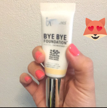 Photo of Bye Bye Foundation™ Full Coverage Moisturizer™ uploaded by member-f84511154