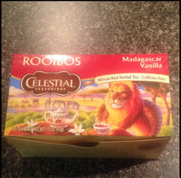 Celestial Seasonings® Rooibos Madagascar Vanilla Caffeine Free uploaded by Rachael R.