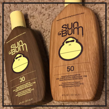 Photo of Sun Bum SPF 30 Original Sunscreen Lotion uploaded by Stacy S.