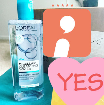 L'Oreal Paris Micellar Cleansing Water for Normal to Oily Skin 13.5 fl. oz. Bottle uploaded by Apoorva B.