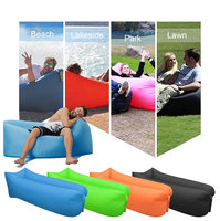 RelaxAir Portable Inflatable Indoor & Outdoor Chair Sofa - Blue uploaded by Daniela R.