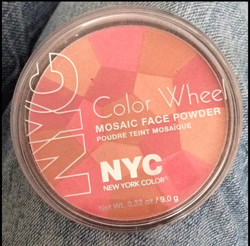 Photo of NYC Color Wheel Mosaic Face Powder uploaded by Diane T.
