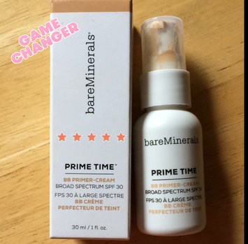 BareMinerals Prime Time BB Primer-Cream Daily Defense Broad Spectrum SPF 30 uploaded by Braylyn B.