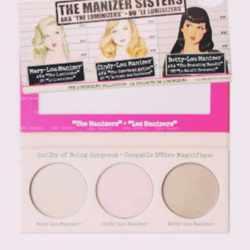 the Balm - the Manizer Sisters Luminizers Palette uploaded by Hessa A.