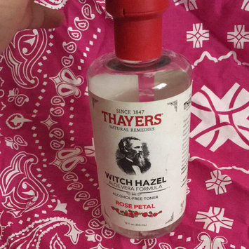 Thayers Alcohol-Free Rose Petal Witch Hazel Toner uploaded by Desiree H.