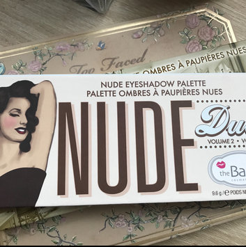 Thebalm the Balm Nude Dude Palette uploaded by Cherie P.