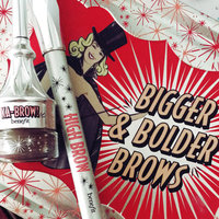 Benefit Cosmetics Oh My! BOLD & ANGULAR Eyebrow Cream Gel & Highlighter Value Set 6 Deep uploaded by Audrey R.