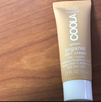 COOLA R silliance(TM) Organic BB+ Cream SPF 30 Golden 1.5 oz/ 44 oz uploaded by Sara-Catherine F.