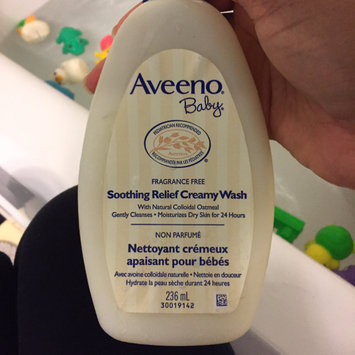 Photo of AVEENO® Baby Soothing Relief Creamy Wash uploaded by Christine M.