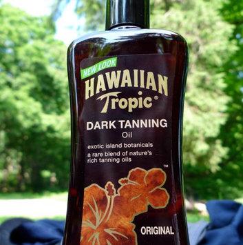 Hawaiian Tropic Dark Tanning Oil uploaded by Sharon D.