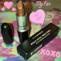 MAC Cosmetics Metallic Lipsticks uploaded by Kristel H.