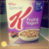 Kellogg's Special K Fruit & Yogurt Cereal uploaded by Ericka H.