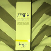 Supergoop! City Sunscreen Serum SPF 30 uploaded by Amy H.