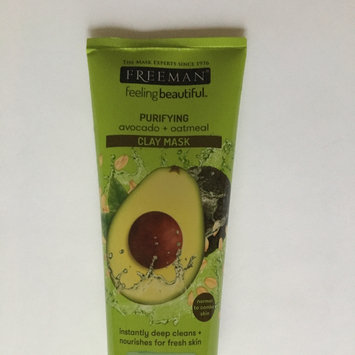 Freeman Beauty Feeling Beautiful™ Avocado & Oatmeal Clay Mask uploaded by Kaci W.