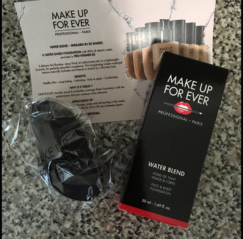 MAKE UP FOR EVER Water Blend Face & Body Foundation uploaded by Sara H.