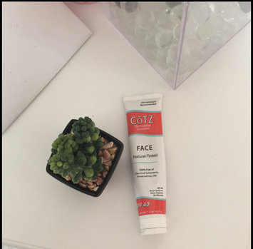 Cotz Face Natural Skin Tone SPF 40 1.5oz uploaded by yesenia c.