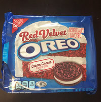 Nabisco Red Velvet Oreo Sandwich Cookies uploaded by Stacey C.