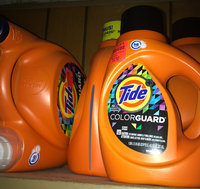 Tide Plus Colorguard Liquid Laundry Detergent uploaded by Courtney H.