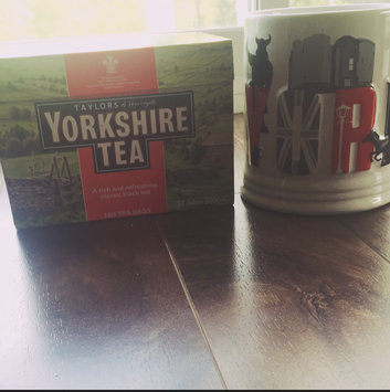 Photo of Taylors of Harrogate Yorkshire Tea Bags, 160-Count (Pack of 6) uploaded by Cheyenne M.
