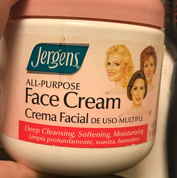 Photo of JERGENS® All Purpose Face Cream uploaded by Carissa M.