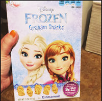 Keebler Disney Frozen Graham Snacks Cinnamon uploaded by Karin B.
