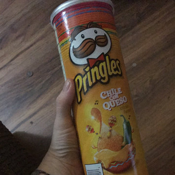 Photo of Pringles® Chile Con Queso Potato Crisps uploaded by Rachel M.