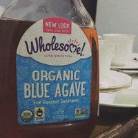 Wholesome Sweeteners Organic Blue Agave uploaded by Ariela S.