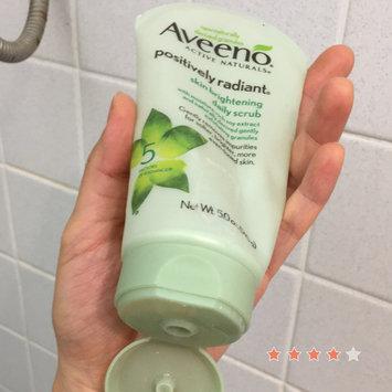 Aveeno Positively Radiant Skin Brightening Daily Scrub uploaded by Ruth K.