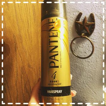 Photo of Pantene Pro-V Extra Strong Hold Hairspray uploaded by Bridget T.