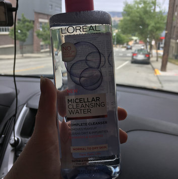 L'Oréal Paris Micellar Cleansing Water for Normal to Dry Skin uploaded by Kelsey L.