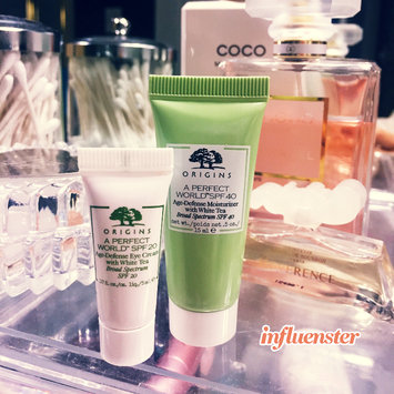 Origins A Perfect World™ Age-Defense Eye Cream with White Tea uploaded by Scarlet B.
